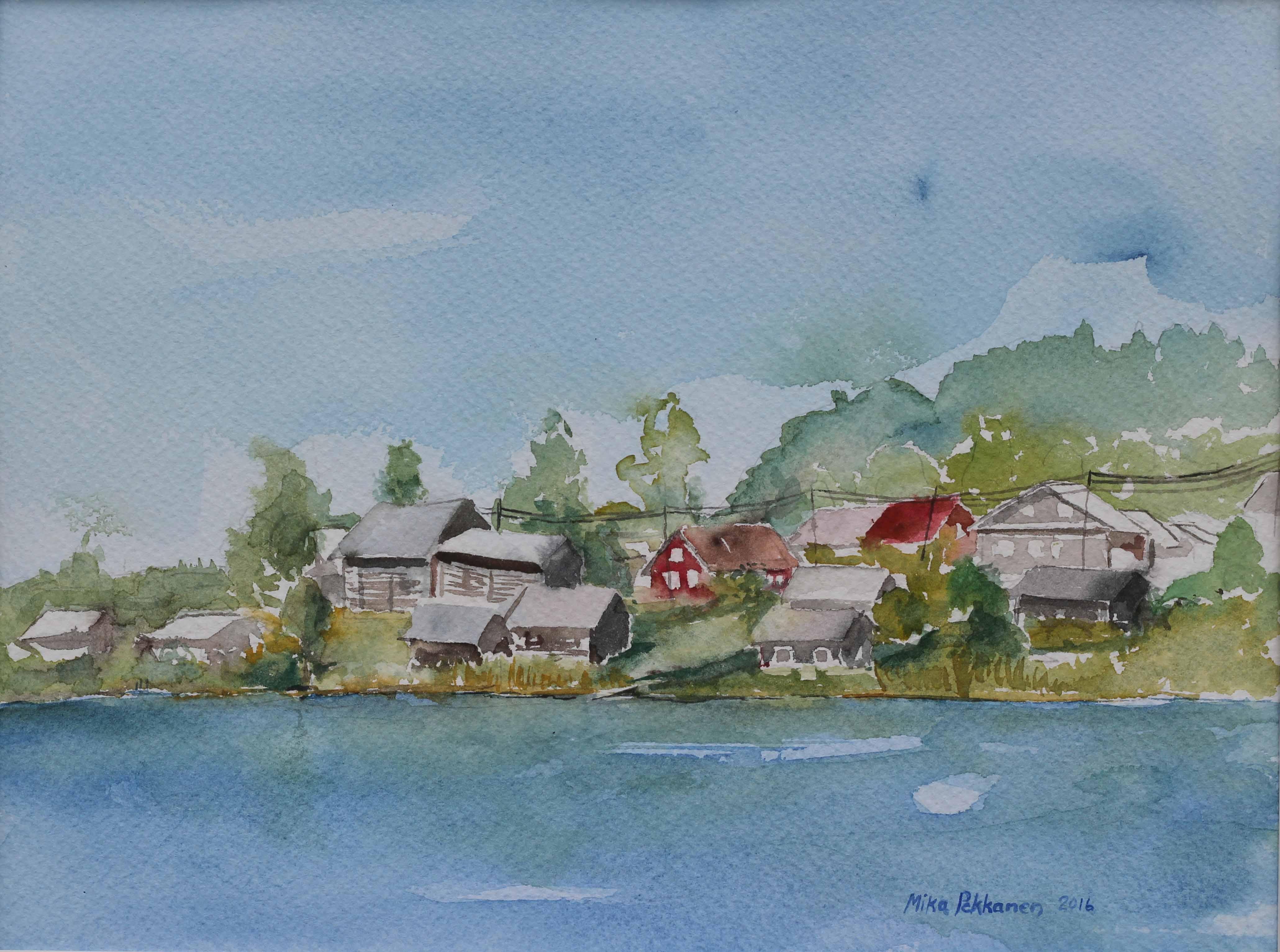 IX International Bienale Art-Bridge-Watercolor